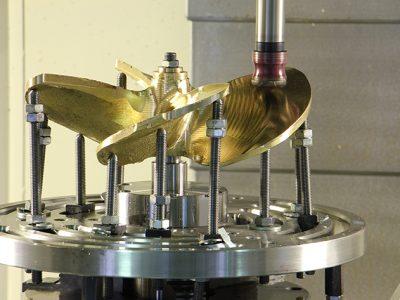 PROPELLER CNC MILLING